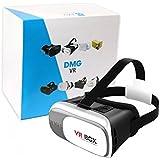 DMG VR Box 2nd Generation Enhanced Version Virtual Augmented Reality Cardboard 3D Video Glasses Headset