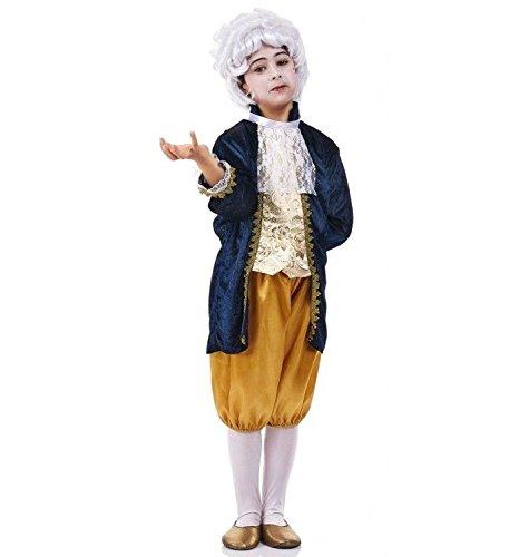 Kostüm von Louis XV Kinderspielplatz - Niño, de 7 a 9 años