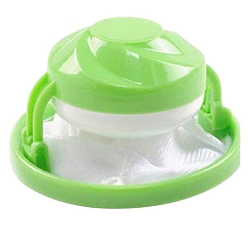 EUCoo Filterbeutel Universal Tier Haare MüLlfilter Schwimmerfilterbeutel Der Waschmaschine 2Pcs
