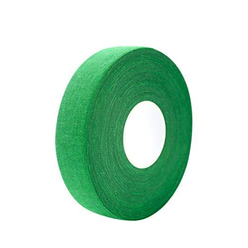 LIOOBO Athletic Sports Tape Baumwolle Strapazierfähige Anti-Rutsch-Folie für Hockey-Lacrosse-Schläger Golfschläger (Zufällige Farbe)