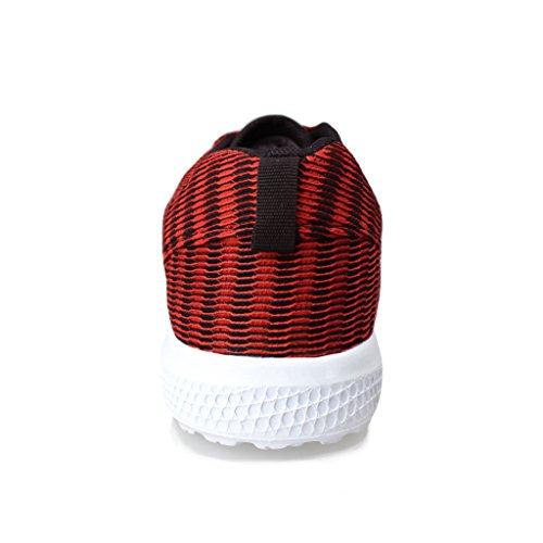 Sneakers rosse per uomo Hawkwell tSMN6