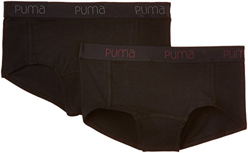 Puma - LOT DE 2  BOXER PUMA, Boxer da donna Double Black