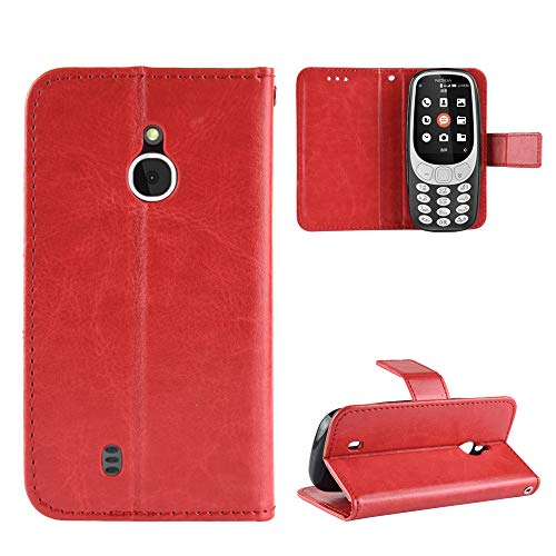 Oujiet-eu HF Custodia per Nokia 3310 3G 3 Custodia Case Cover