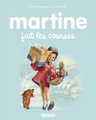 Martine, Tome 14 : Martine fait ses courses