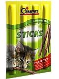 Gimpet Cat Sticks Lamm und Reis 4 Stück