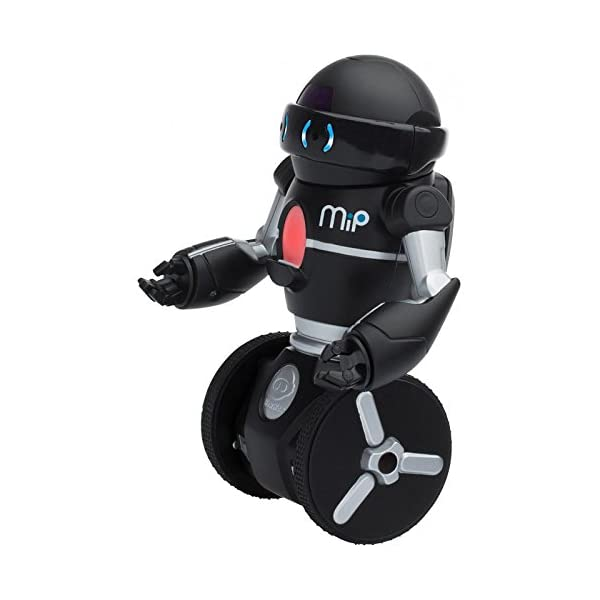 41oag8GnoIL. SS600  - Wow Wee - Robot MiP, color negro (825)
