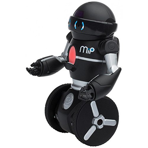 41oag8GnoIL - WowWee - Robot MiP, color negro (825)