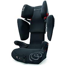 Concord Transformer X-Bag asiento de coche para niños (grupo 2/3, Midnight negro)