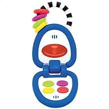 Sassy 80025 - Teléfono para bebés [Importado de Alemania]