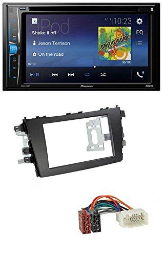 2014 Dvd-player Auto Für Pioneer (Pioneer AVH-A200BT USB DVD 2DIN Bluetooth CD MP3 Autoradio für Suzuki Celerio (LF ab 2014))