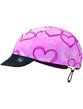 Original Buff Pink Love Gorra, Niños, Rosa, Talla Única