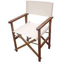 Sedia Regista Legno Ikea.Amazon It Sedia Da Regista