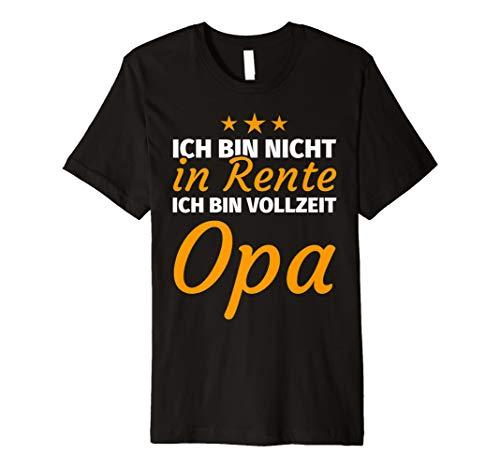 Herren Opa Geschenk lustiger Sprich Großvater T-Shirt Preisvergleich