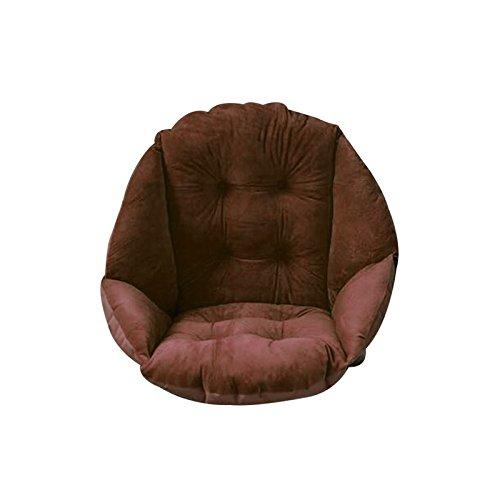 Cojín para asiento de Moonvvin proporciona una comodidad de lujo; cojín para coches, sillas de oficina o sillas de ruedas, para aliviar el dolor de caderas, espalda y ciática