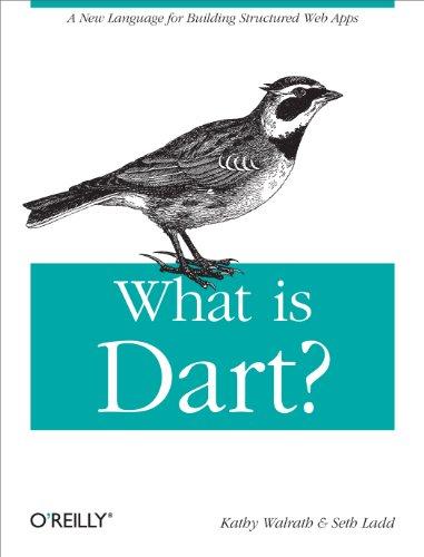 Manual de programación de Dart de Google