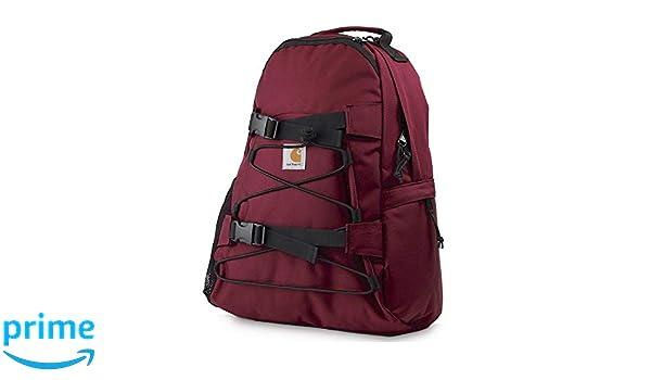 83ae2691bf Carhartt Kickflip Backpack Mulberry Rucksack 1006288-61 Carhartt Bags:  Amazon.co.uk: Luggage