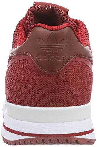adidas ZX 500 Techfit Herren Sneakers Rot (St Nomad Red S14/Power Red/Ftwr White)