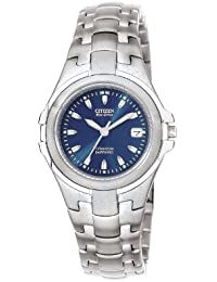 Citizen Damenuhr Super Titanium EW0650-51L