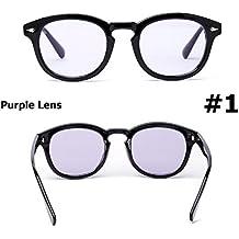 Aprigy Fashion Johnny Depp - Gafas de sol para fiesta, diseño de océano, ...