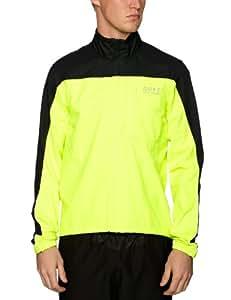 Gore Men's Path Neon Jacket - Neon Yellow, Small
