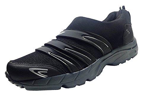 Bata Men's loafer and moccasins (6UK, Black)