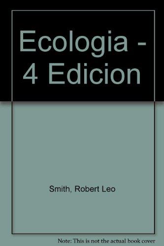 Ecologia 4ed por Thomas M Smith