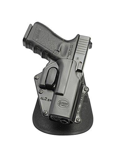Fobus holster halfter mit Trigger Guard Locking System für Glock Glock 17, 19, 22, 23, 31, 32, 34, 35 (Pistole Swat-team)