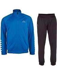 Kappa  Till Tracksuit - Chándal de fitness para hombre, color Azul, talla S