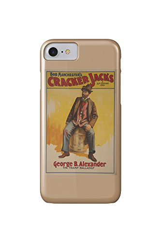 the-cracker-jacks-the-tramp-balladist-poster-iphone-7-cell-phone-case-slim-barely-there