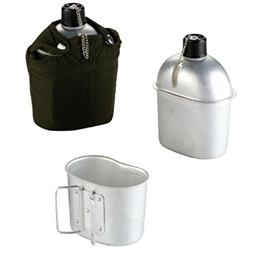 Ibili 720500 Gourde avec timbale \