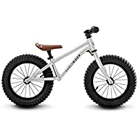 Early Rider Trail Runner XL Fatbike Kids' Balance Bike - 2016 Silver, One Size by Early Rider