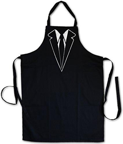 Urban Backwoods Suit Grillschürze Küchenschürze Kochschürze Schürze