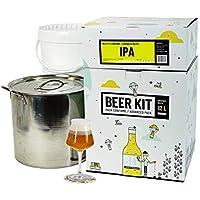 Beer Kit Confirmé - Je Brasse ma bière à la Maison - Beer Kit Confirmé Bière Blonde - Je Brasse ma bière IPA à la Maison…