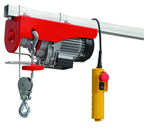 Hilka 84990500 500 kg Electric Hoist Test