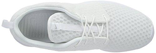 Nike Herren Roshe One Br Low-Top Weiß (111 WHITE/WHITE)