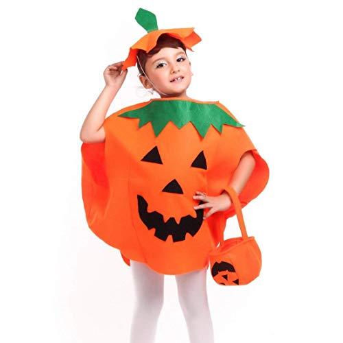 iMucci - Disfraz de Calavera para Halloween, Calavera, Calabaza,...