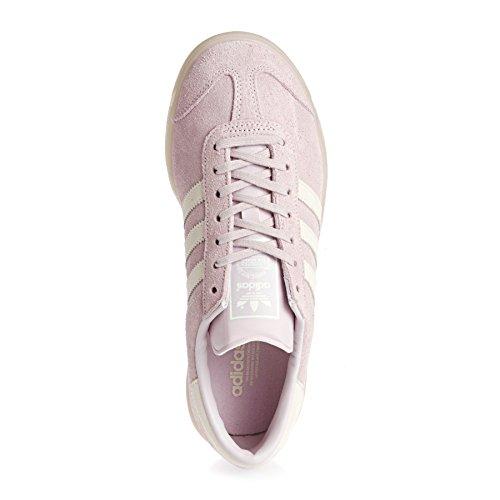 adidas Hamburg W Ice Purple White White Pourpre