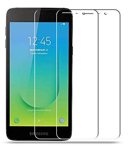 Vicstar [2 Stück] Samsung Galaxy J2 Core Panzerglas Bildschirmschutzfolie, 9H Härte Anti-Kratzen Anti-Öl Schutzfolie für Samsung Galaxy J2 Core