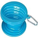Kuke Filtro para Café Filtro para Cafetera Material Certificado de FDA sin BPA (Azúl)