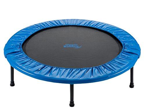 Upper bounce mini trampolino da 110 cm pieghevole rebounder per fitness