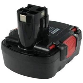 2100mAh Ni-MH Batterie type BOSCH 2 607 335 014 12.0V