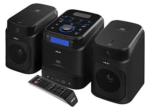 AKAI-a60002b-CD-Micro-Hifi-Stereo-System-Schwarz