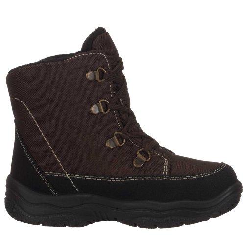 Juge Chaussures pour enfants Denver II 21.1664, Garçon de Course souples braun (muskat/pumpkin/schwarz1231)