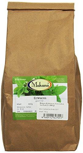 Makana Echinacea (Sonnenhut), geschnitten, 500 g Tüte (1 x 0,5 kg)