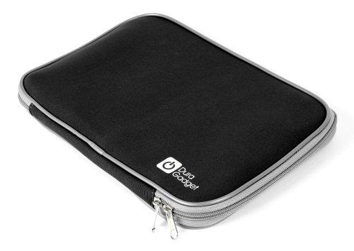 DURAGADGET Schutzhülle für Kinder-Tablet-PC VTech Innotab, 25,4cm (10Zoll), schwarz