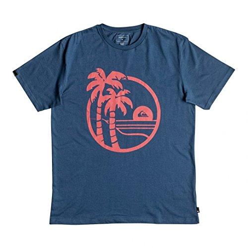 quiksilver-t-shirt-uomo-blu-small