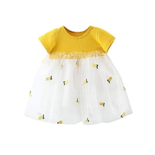 HEETEY - Vestido - para bebé niña 8