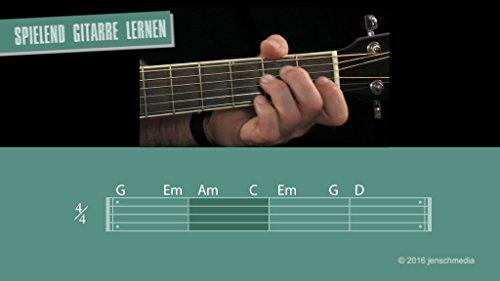 Spielend Gitarre Lernen: Die große Anfänger-Gitarrenschule (mit DVD) - 10