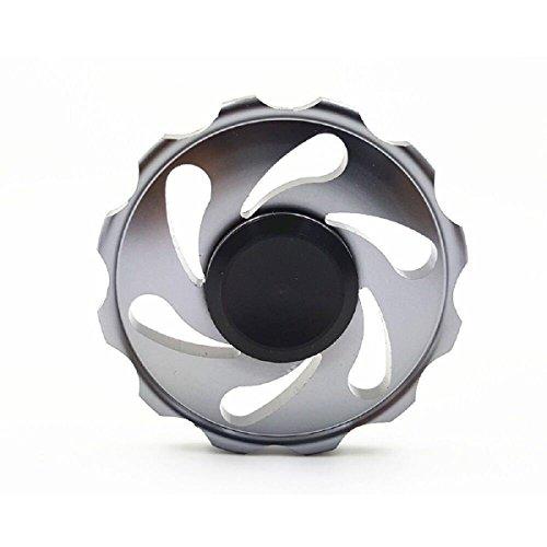 Preisvergleich Produktbild Kadcope Tri-Spinner Fidget Focus Spielzeug-Hybrid-Keramik-Lager, Spins High-Speed-Non-3D bedruckte Hand Spinner perfekt für Angst, EDC, ADD, ADHS, Kinder & Erwachsene