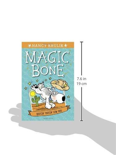 Rootin' Tootin' Cow Dog (Magic Bone)